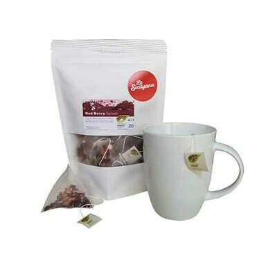 Premium Tea Red Berry Flavoured - 20 bags