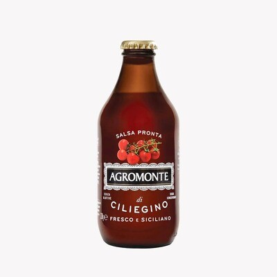 AGROMONTE - SICILIAN READY TO USE CHERRY TOMATO SAUCE - 330ml