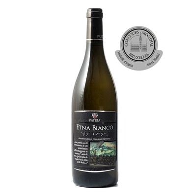ETNA BIANCO - Smooth and sophisticated