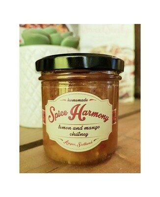 Lemon & Mango Home made chutney - 180gr