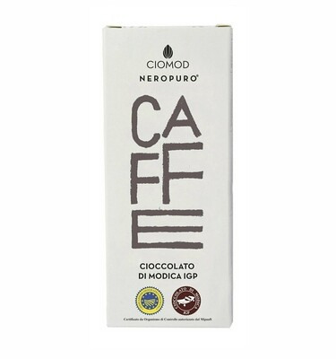 Original Cioccolato Bar - Coffee (100g)