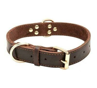 Leather Coller