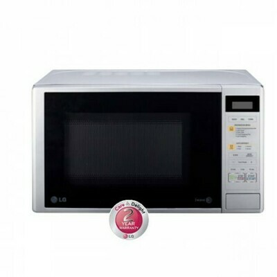 LG MH6042D GRILL MICROWAVE WITH QUARTZ HEATER WHITE