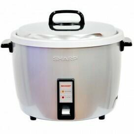 Sharp Rice Cooker 5L Model KSH-555
