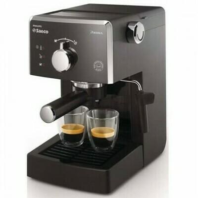 Philips Coffe Maker Manual Expresso Machine HD8323