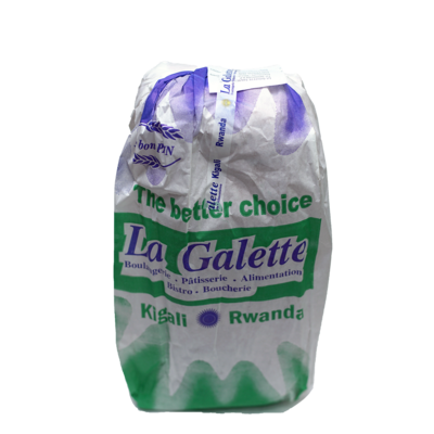 LA GALETTE Salted Sanduich Bread / Pain sanduich LA GALETTE avec sel