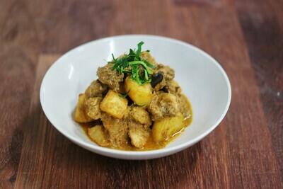 Chicken Curry   㗎喱雞   Net Weight: 500g