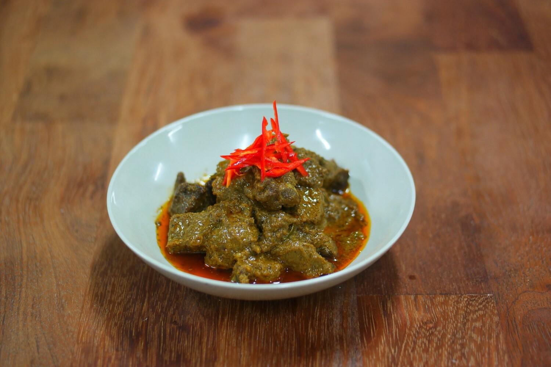 Beef Rendang | 㗎喱牛肉   Net Weight: 500g