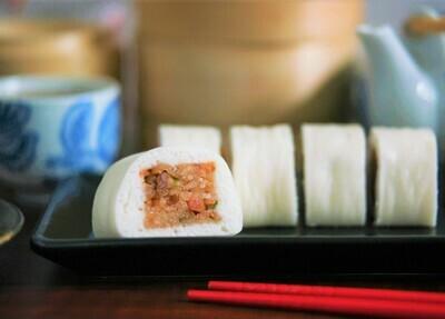 Glutinous Rice Roll | 臘味糯米卷 12 Pieces