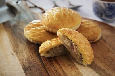 Hong Kong Style Chicken Pie | 鸡 批 - 6 pack