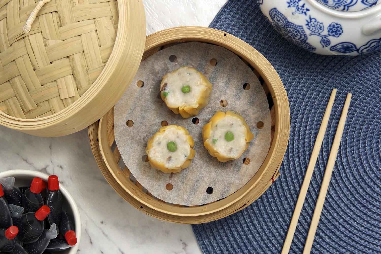 Chicken & Prawn Siu Mai | 鮮蝦雞肉燒賣 Qty: 25 Pieces
