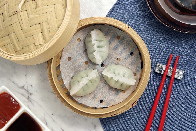 Prawn & Chive Dumpling   鮮蝦韮菜餃 Qty: 25 Pieces