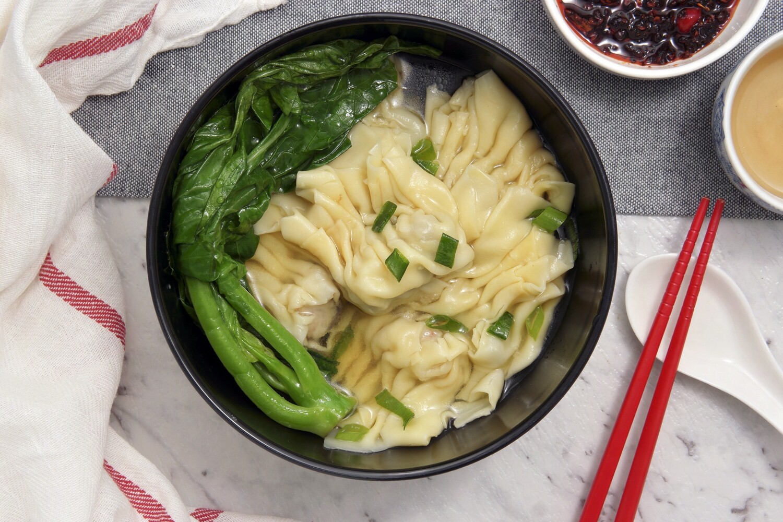 Chicken & Prawn with Shiitake Mushroom | 雞肉水餃  Qty: 25 Pieces