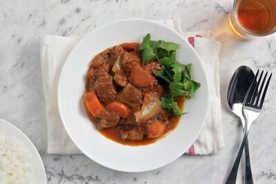 Vietnamese Braised Beef Stew   法式蕃茄牛肉  Net Weight: 500g