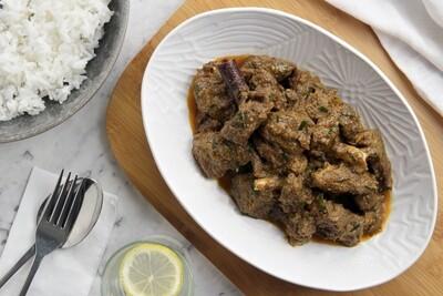 Beef Rendang   㗎喱牛肉   Net Weight: 500g