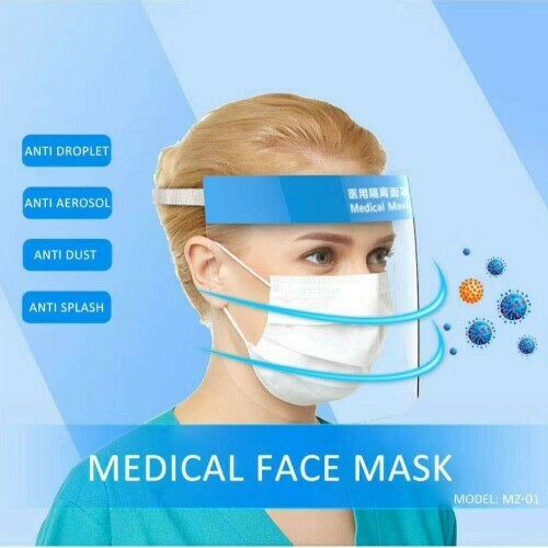 Elitemed Medical Face Shield