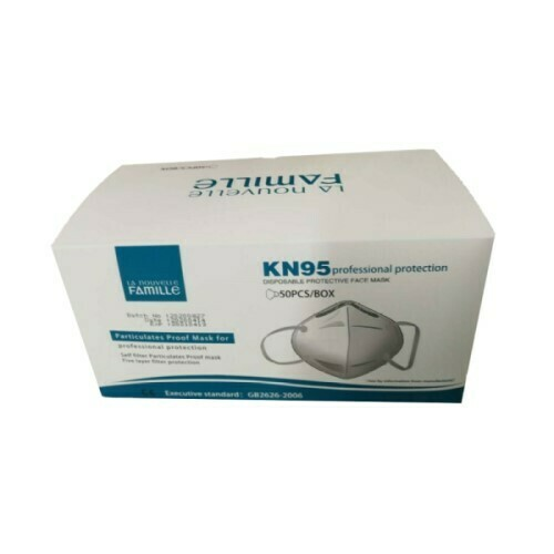 Famille KN95 Disposable Protective Mask