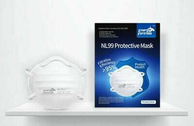 Energy Fortress NL99 Protective Mask