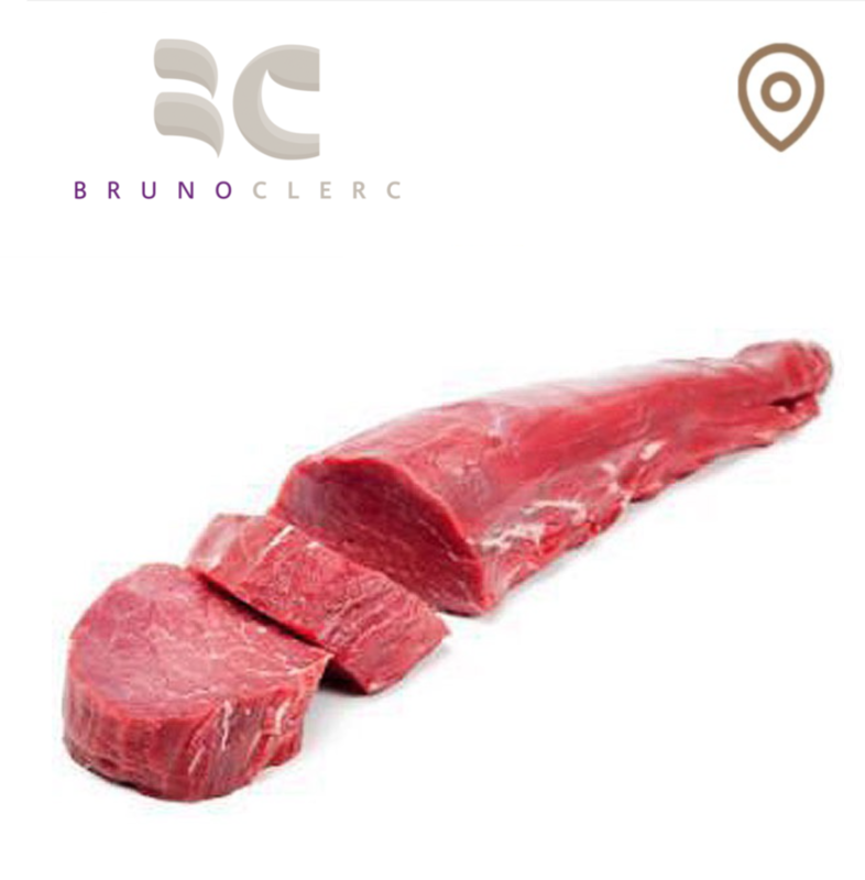 Filet de boeuf CH en tranches env. 200gr