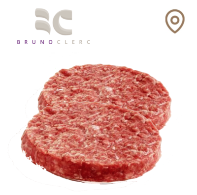 Steak haché de boeuf CH env. 120 gr