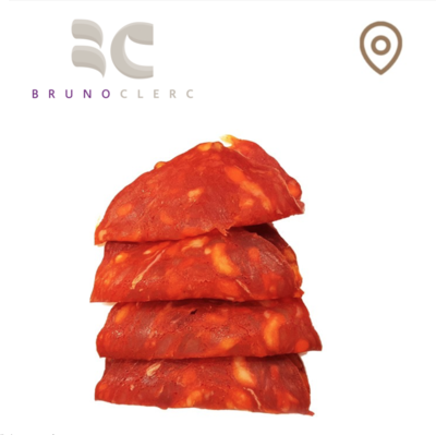 Chorizo (barquette) env. 100 gr