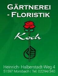 Gärtnerei-Floristik Koch