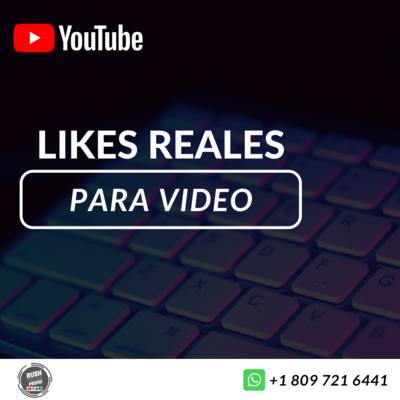Likes para youtube