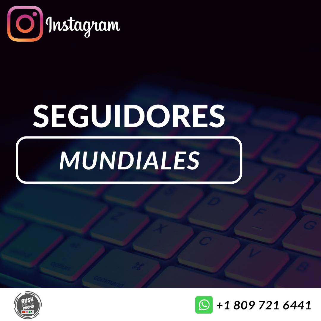Seguidores para instagram