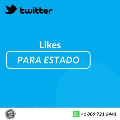Likes para Twitter