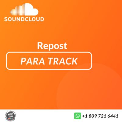 Repost Para SoundCloud Track