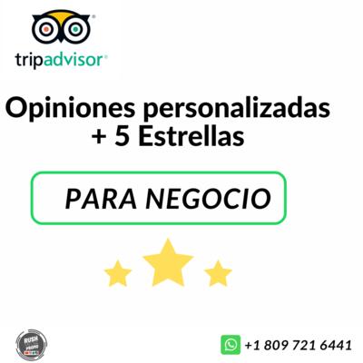 Opiniones Para Tripadvisor