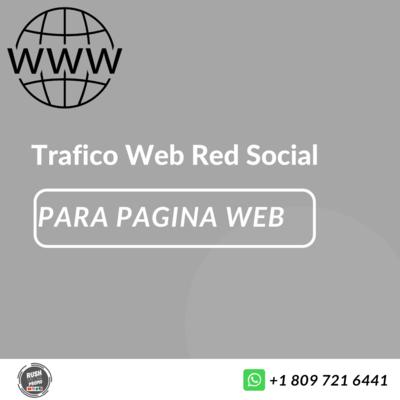 Trafico Web - Social