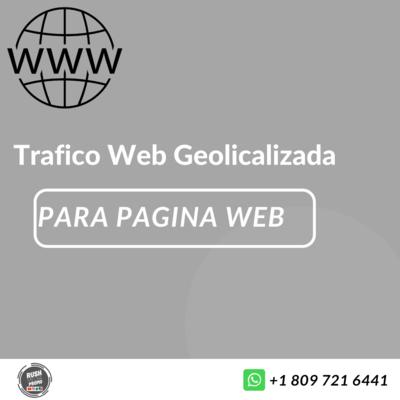 Trafico Web Geolocalizadas