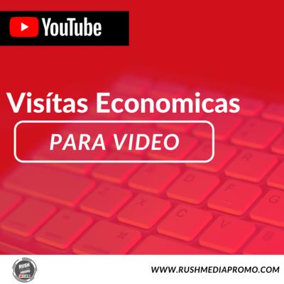 Visitas Para Youtube Baratas Economicas