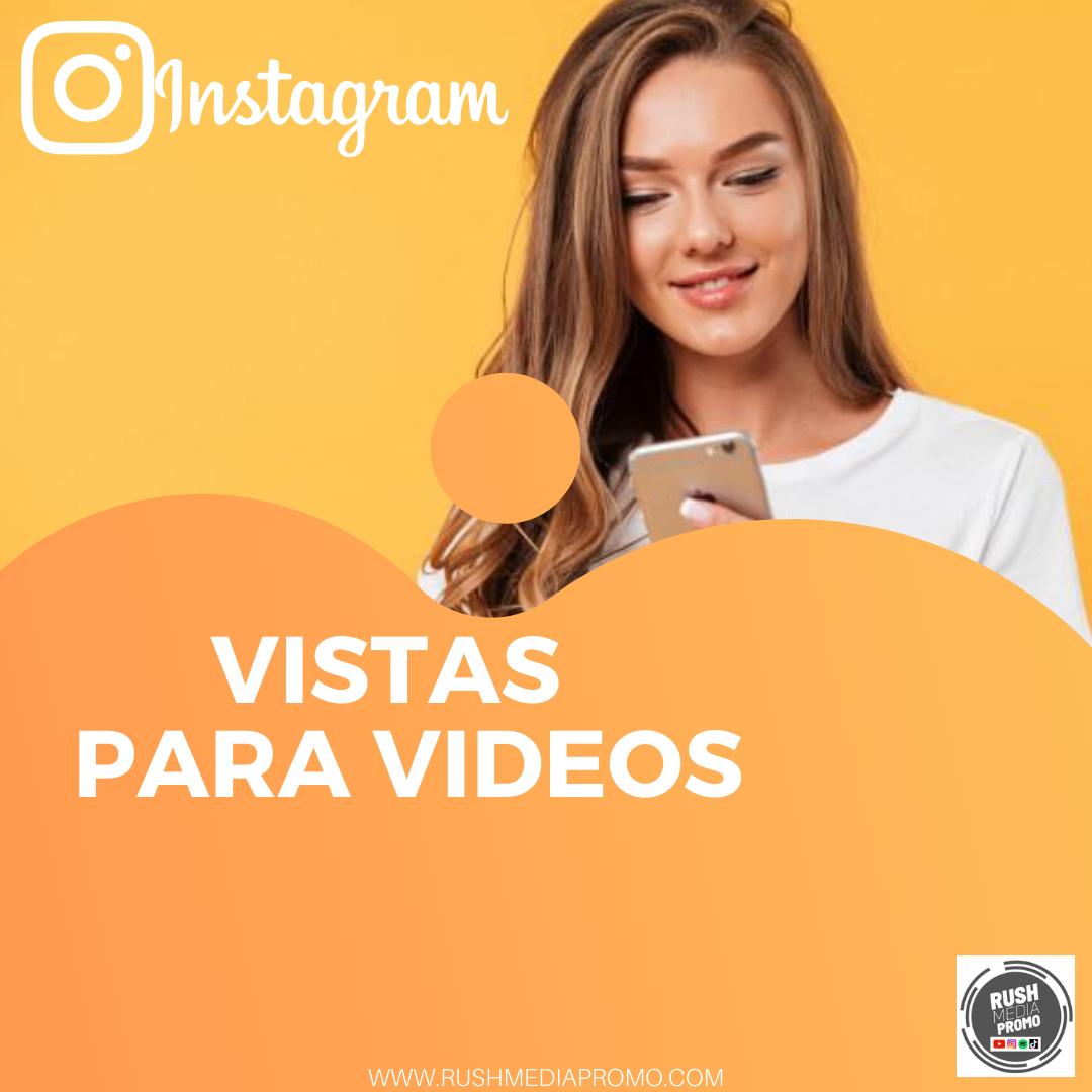 Reproducciones Para Instagram Video