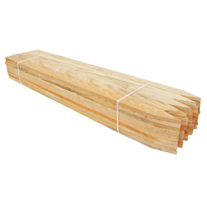 "Lath Stakes 1 x 2 x 36"" and 48"" lengths - 50 CT Bundles - Full Pallet - MSR 2400 Grade SYP"