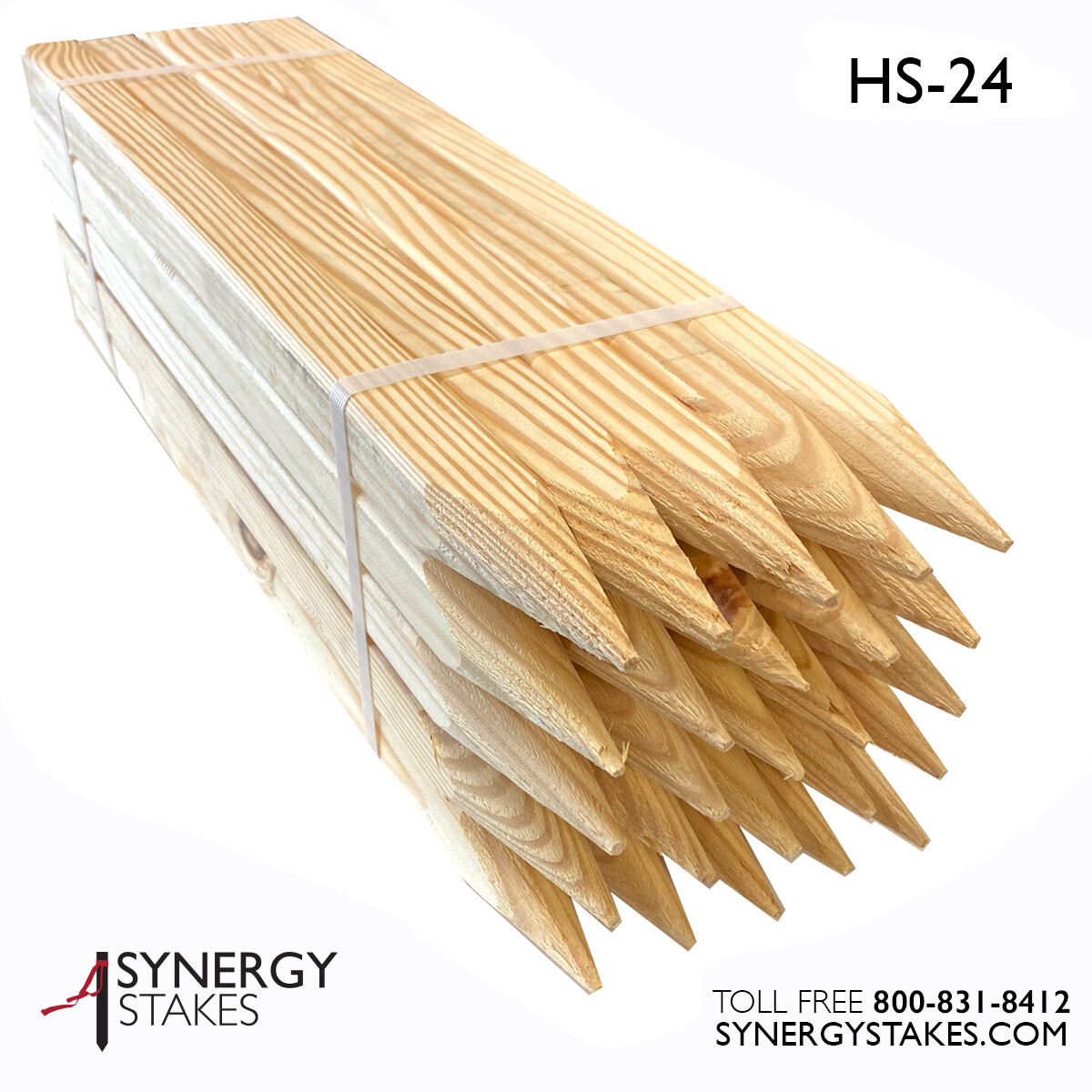 Hub Stakes FULL Pallets