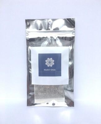 Nutri-Chic 10 Cup Caffeinated Blend Tea Bag - for Iced Tea