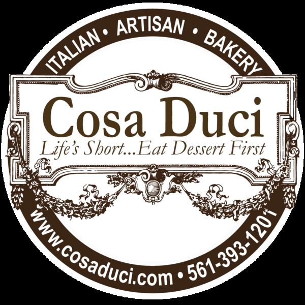 Cosa Duci Italian Cookies