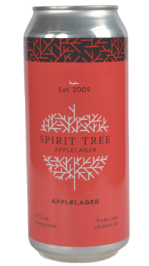 Applelager Cider, 473 ml