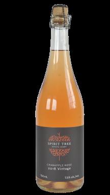 Crabapple Rose Cider, Estate