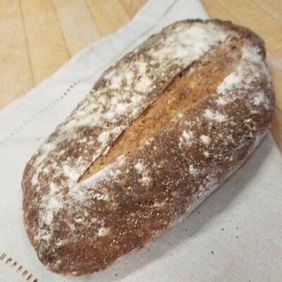 Multigrain Loaf (Only available Friday & Saturdays)