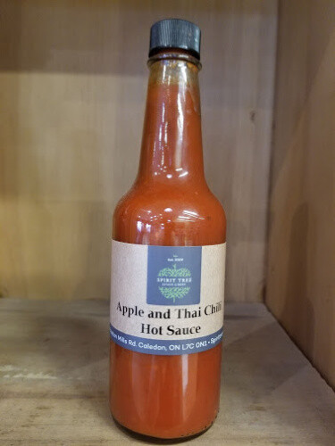 Apple Thai Chili Hot Sauce 10 oz