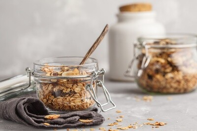 Maple Raisin Granola, 500 g