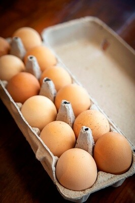 Eggs, Large White, dozen