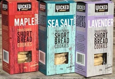 Shortbread, Wicked
