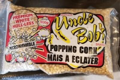Uncle Bob's Popcorn