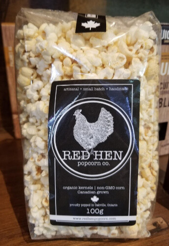 Red Hen Popcorn Co. 100 g