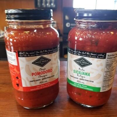 Pasta Tavola- Sauce