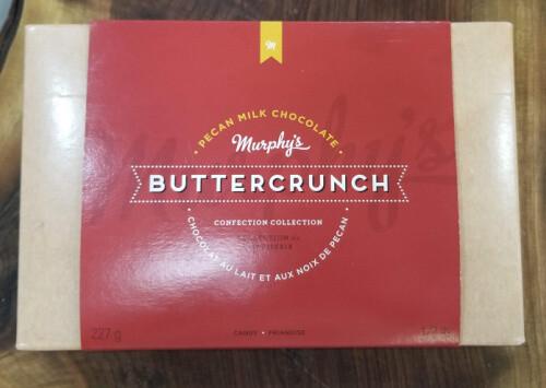 Murphy's Butter Crunch Almond